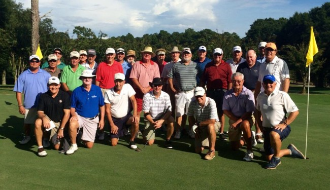 Men's Golf Association - Aug. 2015