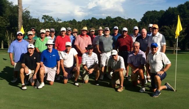 Men's Golf Association - Aug. 2015