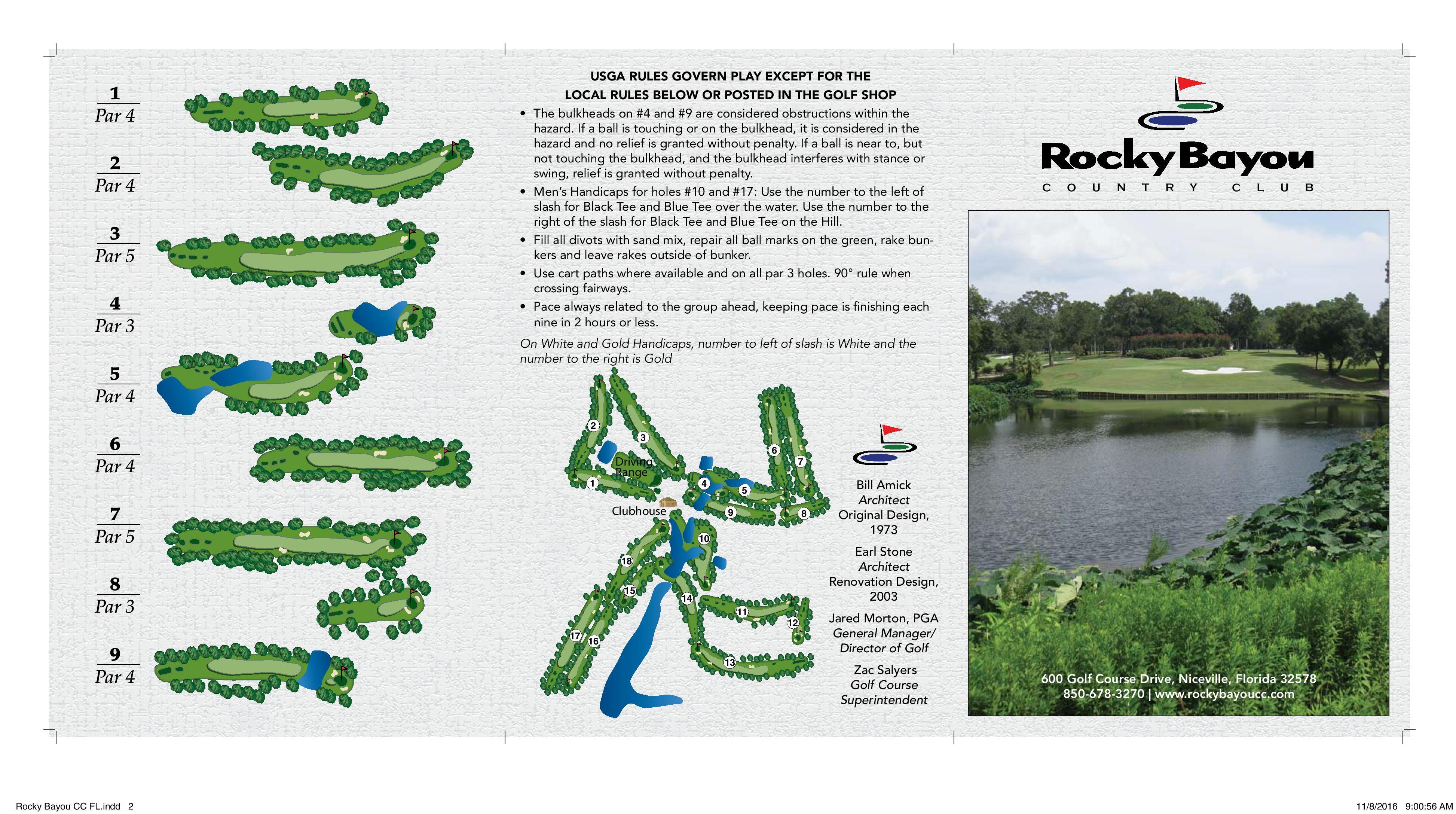 Golf Garden Destin Scorecard Garden Ftempo